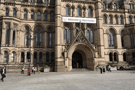 Manchester Immigration Office