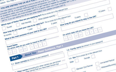 The New Online Application Form for British Citizenship